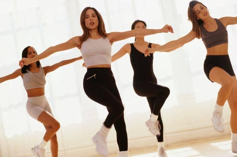 Танцев для похудения бедер