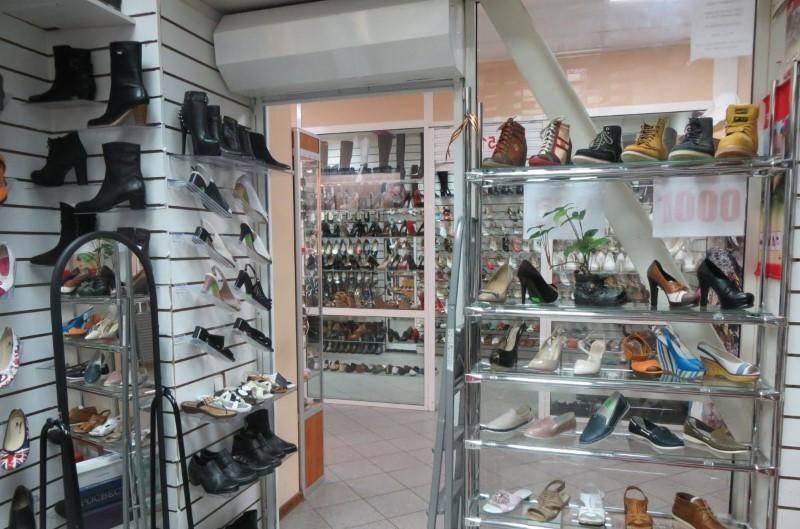 Обувной магазин: бизнес-план с расчетами затрат и доходов.