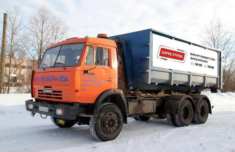 Вывоз мусора: бизнес план с расчетами затрат.