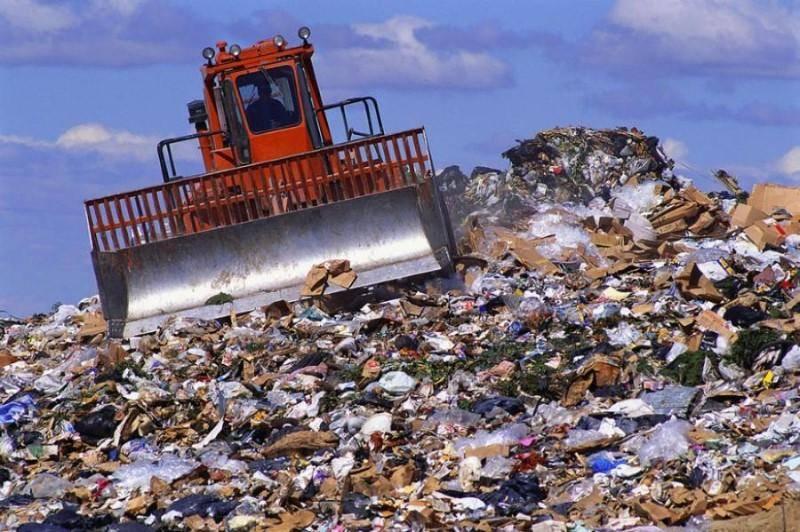 Бизнес на вывозе мусора: утиль строительных отходов.