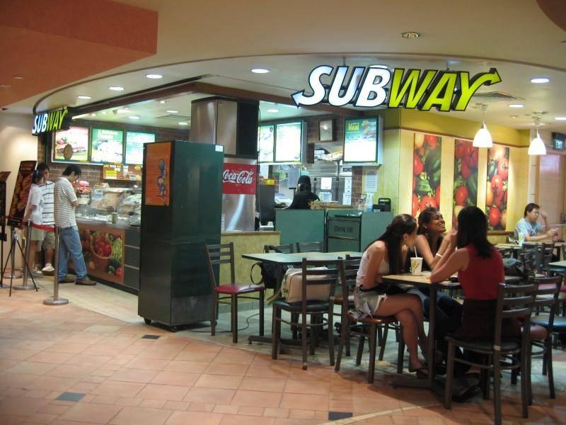 Франшиза Subway: отзывы российских бизнесменов.