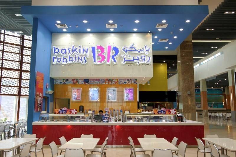 История создания и интересные факты об известном кафе мороженого.