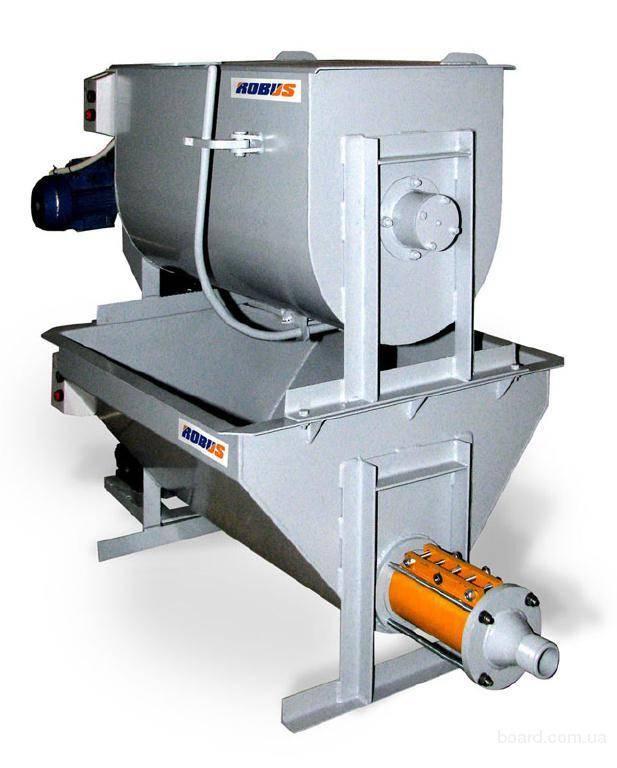 Мини-завод по производству пеноблоков: цена и краткая характеристика.