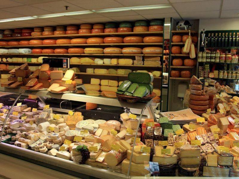 Идеи для бизнеса в кризис - производство и продажа сыра.