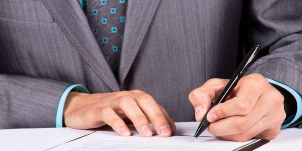 Резолюция руководителя на заявлении об увольнении