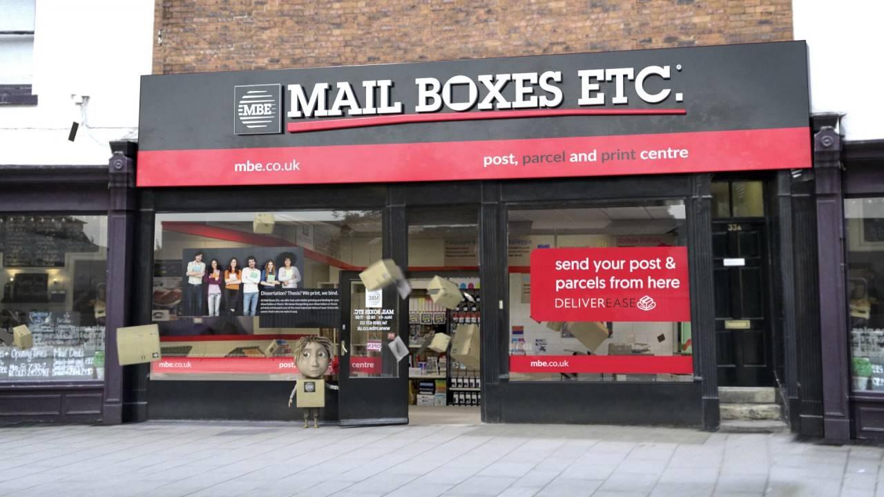 Франшиза Mail Boxes Etc. (Мэйл Боксес Этсетера), цена, стоимость, отзывы и описание
