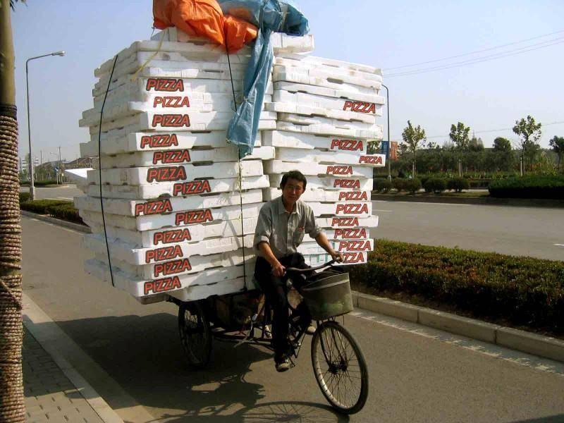 Доставка пиццы: как открыть успешную службу?
