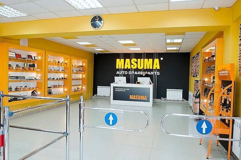 Франшиза автозапчасти Masuma: условия и стоимость сотрудничества.