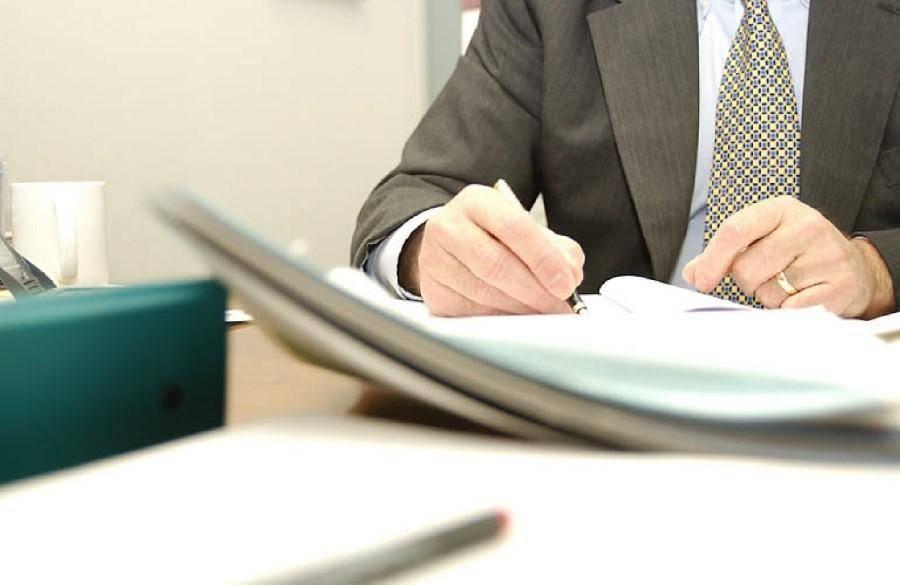образец приказ о праве подписи документов