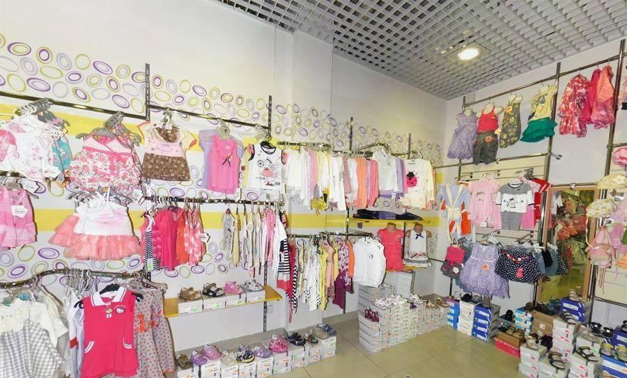 Как выбрать помещение под магазин детской одежды?