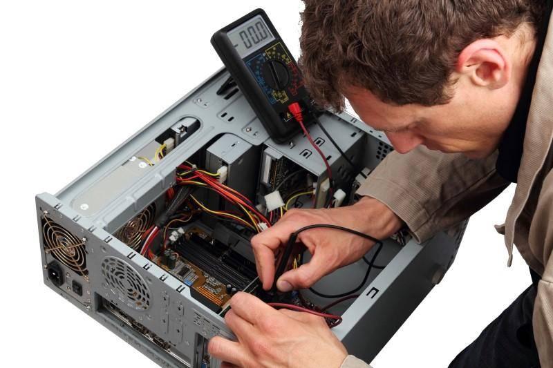 Ремонт компьютеров и техники - самый выгодный бизнес на сегодняшний день в маленьком городе.