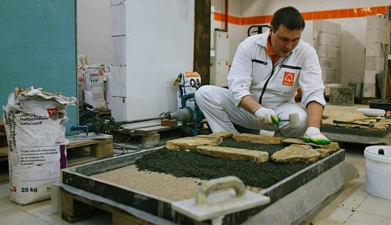 Масштабное изготовление тротуарной плитки своими руками: технология и основные правила.
