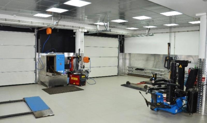 Как открыть полноценную шиномонтажную мастерскую?